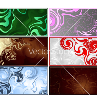 Free business cards with a textured background vector - бесплатный vector #242551