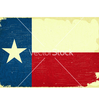 Free texas flag vector - бесплатный vector #242571