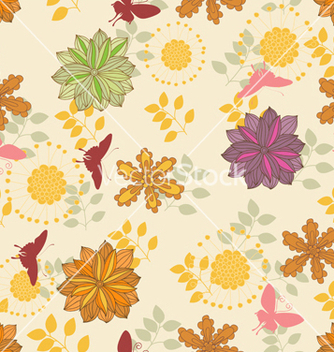 Free seamless pattern vector - бесплатный vector #242831