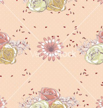Free seamless paisley pattern vector - Free vector #242921