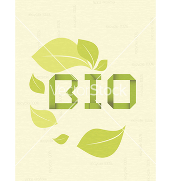 Free eco friendly design vector - Kostenloses vector #243641