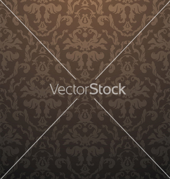 Free damask seamless pattern vector - бесплатный vector #243971