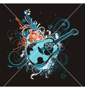Free concert poster vector - Free vector #244501