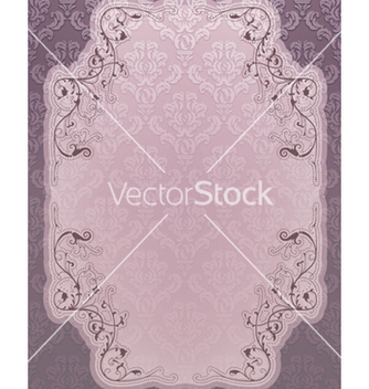 Free elegant floral background vector - vector gratuit #245241