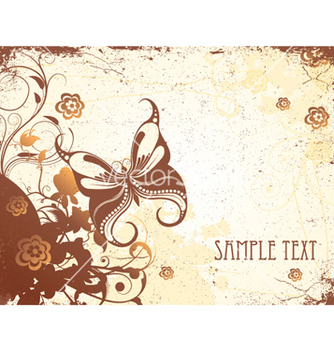 Free vintage background vector - Free vector #245261
