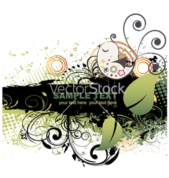 Free grunge background vector - vector #245391 gratis