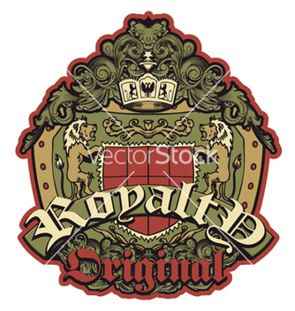 Free vintage label vector - бесплатный vector #245431