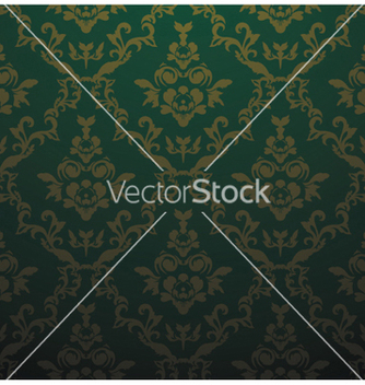 Free damask seamless pattern vector - vector gratuit #245891
