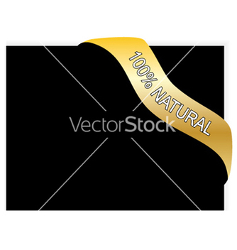 Free vintage gold banner vector - Free vector #246861