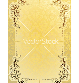 Free elegant vintage background vector - vector gratuit #249701