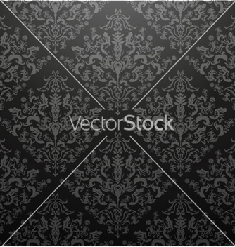 Free damask seamless pattern vector - бесплатный vector #249861