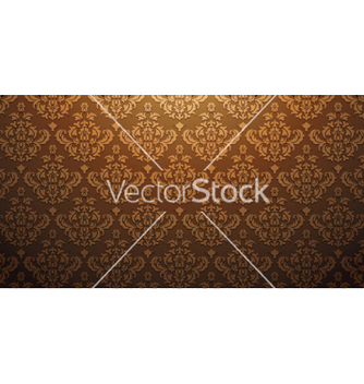 Free damask web banner vector - Free vector #250161