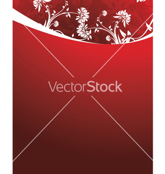Free abstract floral background vector - Free vector #250221