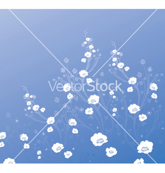 Free abstract floral vector - Free vector #251221