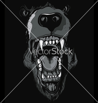 Free grizzly bear tshirt design vector - Free vector #251271