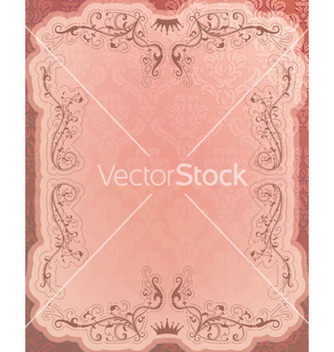 Free elegant floral background vector - Free vector #252211