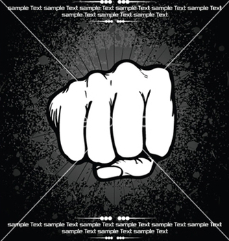 Free fist background vector - Free vector #253661