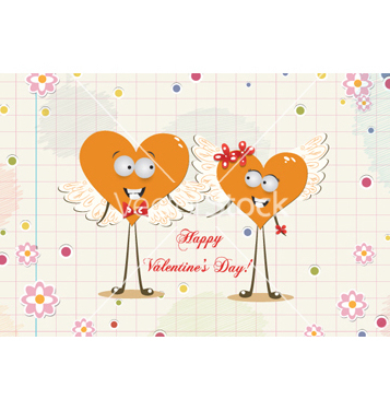 Free valentines day background vector - Free vector #254981
