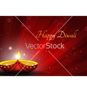 Free diwali card vector - бесплатный vector #255081