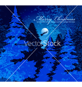 Free christmas background vector - Kostenloses vector #255771