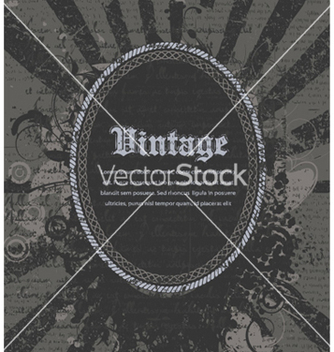 Free vintage background vector - Free vector #256071