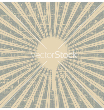 Free grunge rays background vector - vector #256971 gratis
