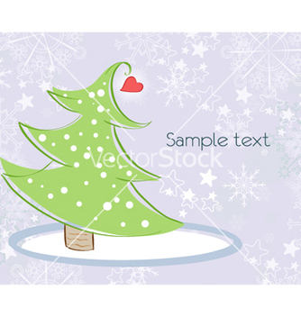 Free winter background vector - vector #257781 gratis