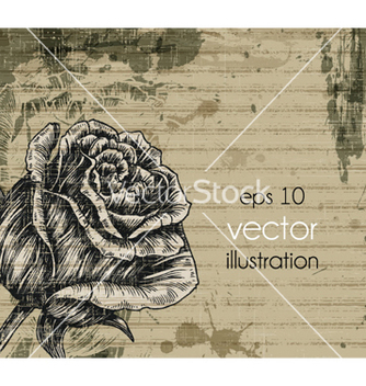 Free vintage background vector - Kostenloses vector #258001