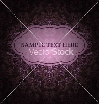 Free vintage label vector - бесплатный vector #258281