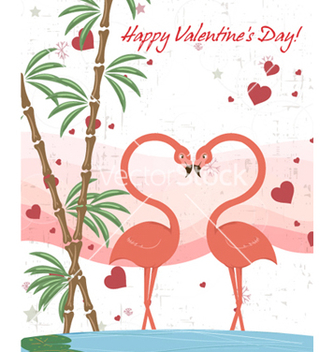 Free birds in love vector - vector #259691 gratis