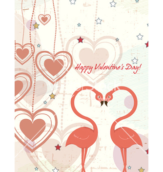 Free birds in love vector - vector #259961 gratis