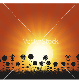 Free summer background vector - Free vector #260071