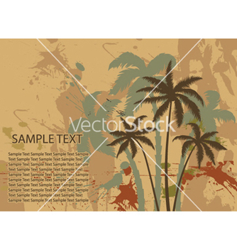 Free vintage summer background vector - Kostenloses vector #260241