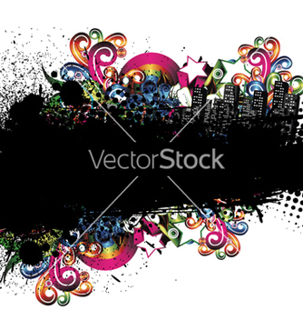 Free grunge background vector - Kostenloses vector #260441
