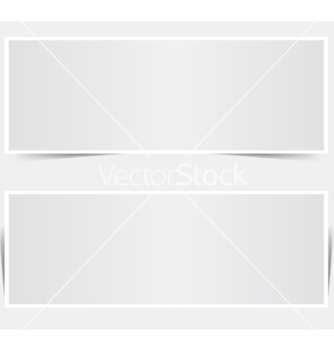 Free two paper sheets vector - Kostenloses vector #260541