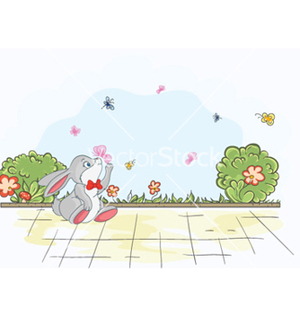 Free cartoon background vector - vector gratuit #260721