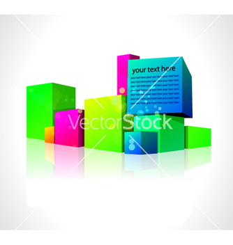 Free colorful abstract background vector - бесплатный vector #260971