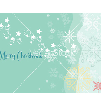 Free winter background vector - vector #261221 gratis
