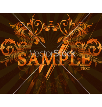 Free abstract floral background vector - vector gratuit #261531