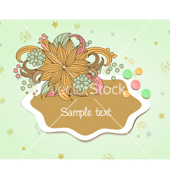 Free spring frame vector - Free vector #261821