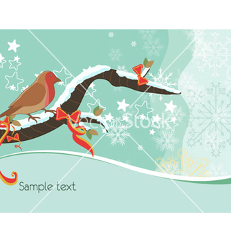 Free christmas background vector - бесплатный vector #261971