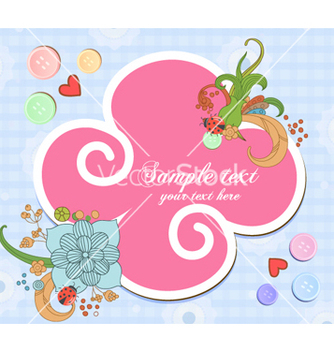 Free colorful frame vector - бесплатный vector #262431