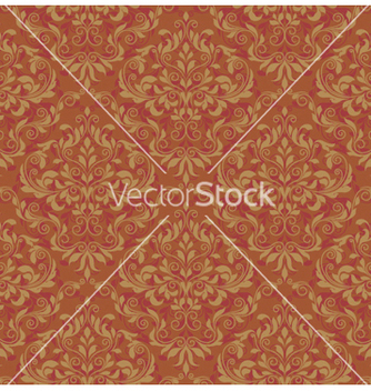 Free damask seamless pattern vector - Kostenloses vector #262451