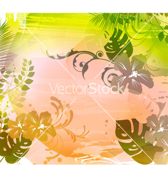 Free colorful summer background vector - бесплатный vector #262591