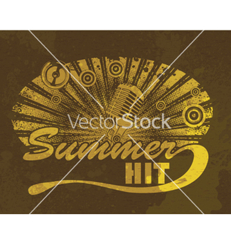 Free grunge music vector - Free vector #262631