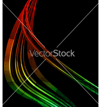 Free colorful abstract background vector - бесплатный vector #263861