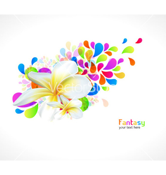 Free abstract colorful background vector - бесплатный vector #263951