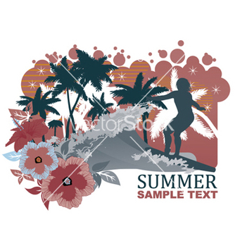 Free summer vector - Free vector #264551