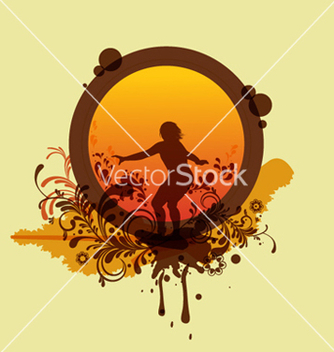Free summer background vector - Free vector #264651
