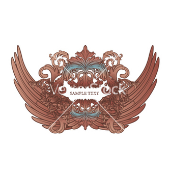 Free grunge wings vector - бесплатный vector #265121
